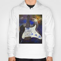 heavy metal Hoodies featuring Heavy Metal by Michael Creese