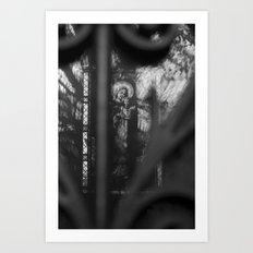 Père Lachaise Art Print