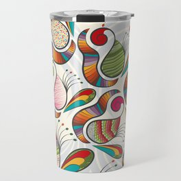 Pattern Travel Mug