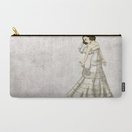 Lace Bride Carry-All Pouch
