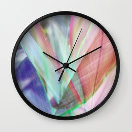 The Light of Shadow VII Wall Clock