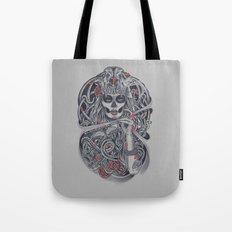 Madame Death Tote Bag