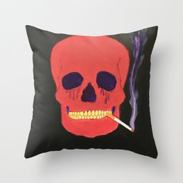 Good Mourning Throw Pillow