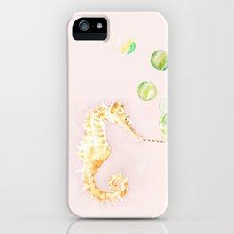 Sea Soap iPhone Case