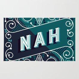 Nah – Teal Palette Rug