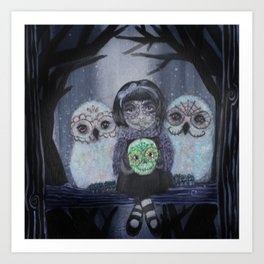 Parting is Such Sweet Sorrow Art Print