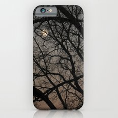 ghost moon iPhone 6s Slim Case