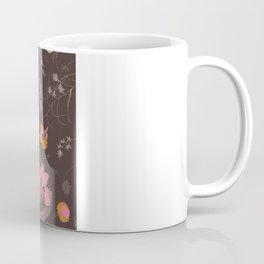 large flowers Coffee Mug