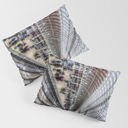 Paddington Station London Pillow Sham