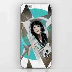 BAT FOR LASHES & The Mask iPhone & iPod Skin