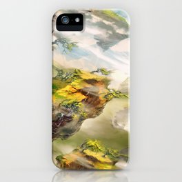Windswept Heath iPhone Case