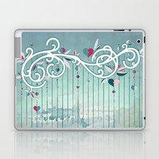 Heart Candy Raincloud Laptop & iPad Skin