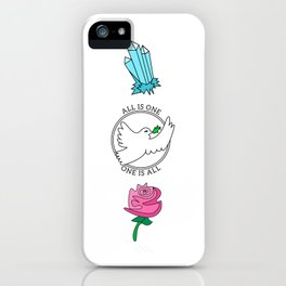 All is One, One is All iPhone Case