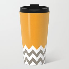 Chevron II Travel Mug