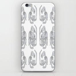 16 monsters  iPhone Skin
