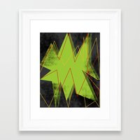 brand new Framed Art Prints featuring Brand New by SarahSpencerPhoto