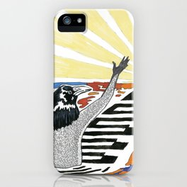 Children of Nova - The Complexity of Light iPhone Case