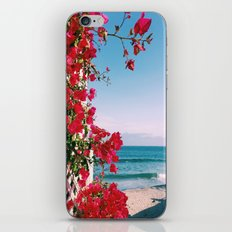Flower Water iPhone & iPod Skin