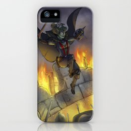 Lady Gamora iPhone Case
