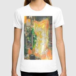 Chapter T-shirt
