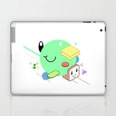 Tasty Visuals - Sandwich Time (No Grid) Laptop & iPad Skin