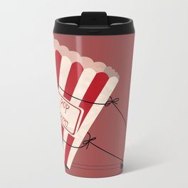 end of popcorn dictatorship Travel Mug