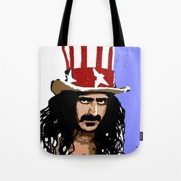 Zappa Tote Bag