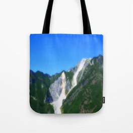 Marble Mountain Tote Bag