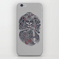 Madame Death iPhone & iPod Skin