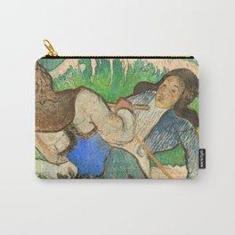 "Paul Gauguin ""Les Pêcheuses de goëmon (The Seaweed Gatherers)"" Carry-All Pouch"