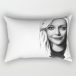 GEORGINA HAIG Rectangular Pillow