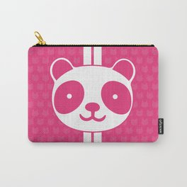Pink Panda Carry-All Pouch