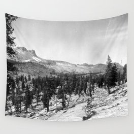 Mount Hoffmann, Yosemite National Park 1907 Wall Tapestry