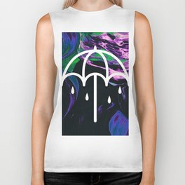 BMTH umbrella edit Biker Tank