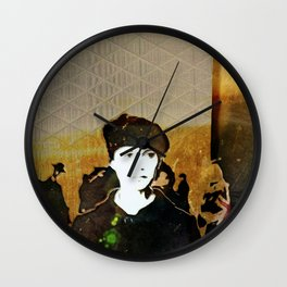 Revolución Wall Clock