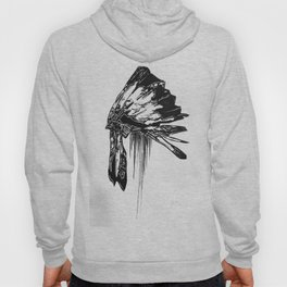 Native Living Hoody