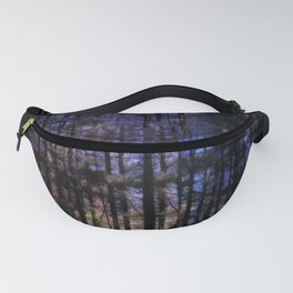 Twilight Woodlands Fanny Pack