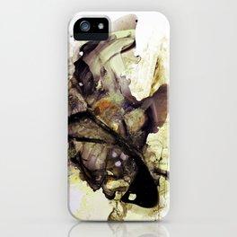 Pragmatic Conflict iPhone Case