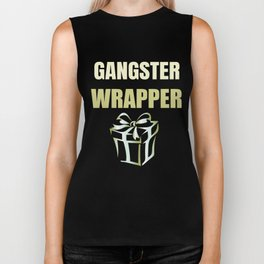 Gangster Wrapper Biker Tank