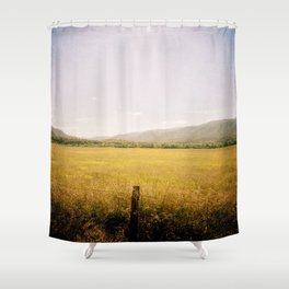 In the Cove Shower Curtain