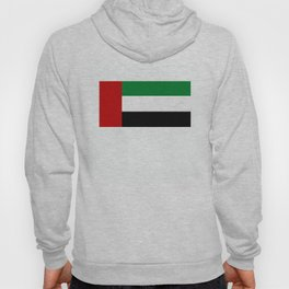 United Arab Emirates country flag Hoody