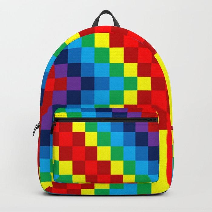 Fuzz Line #4 Backpack