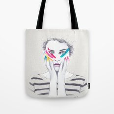 War Paint Ramona Tote Bag