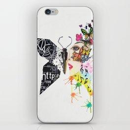 Cresphontes iPhone Skin
