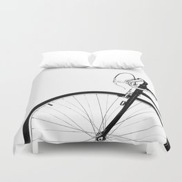 Bicycle, Bike Duvet Cover