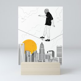 Escapist Mini Art Print