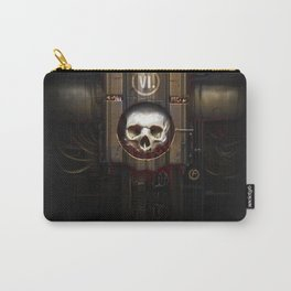 FOA 2014 artwork H.R. Giger style Carry-All Pouch
