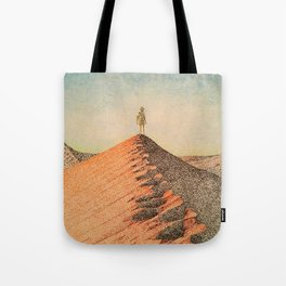 Sandy Namibia Tote Bag