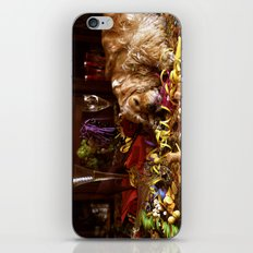 After The Party iPhone & iPod Skin