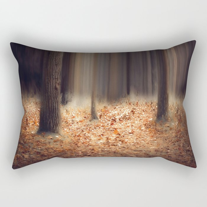A Quiet Place Rectangular Pillow